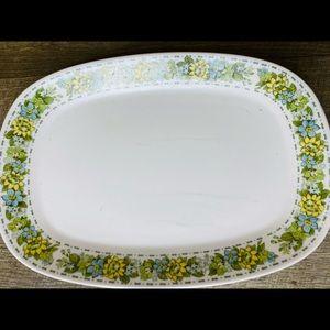Vintage Noritake Springfield serving platter